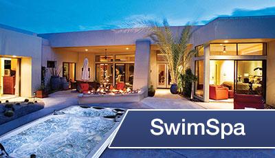 Bereich SwimSpa